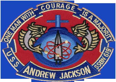 USS Andrew Jackson (SSBN-619)