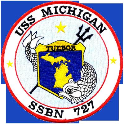 USS Michigan (SSBN-727)