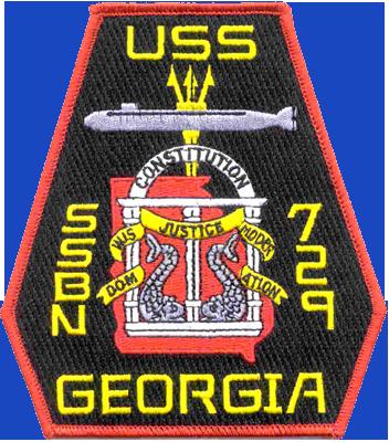 USS Georgia (SSBN-729)