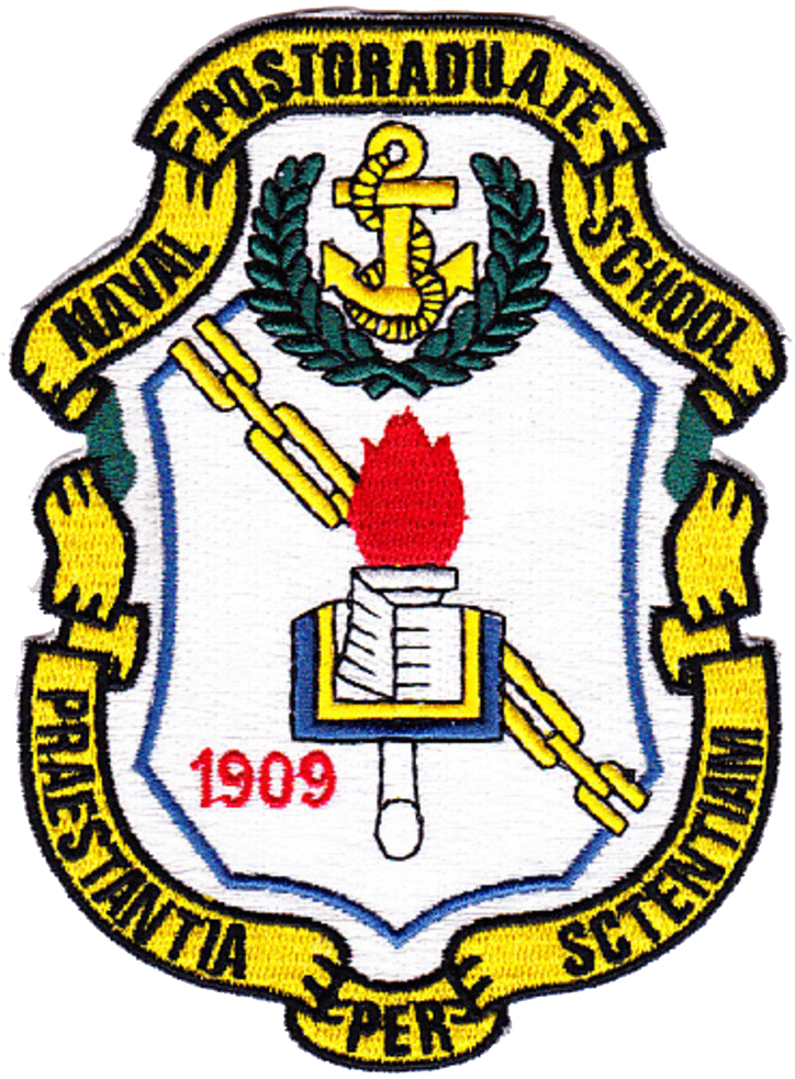 Naval Postgraduate School (Student) Monterey, CA