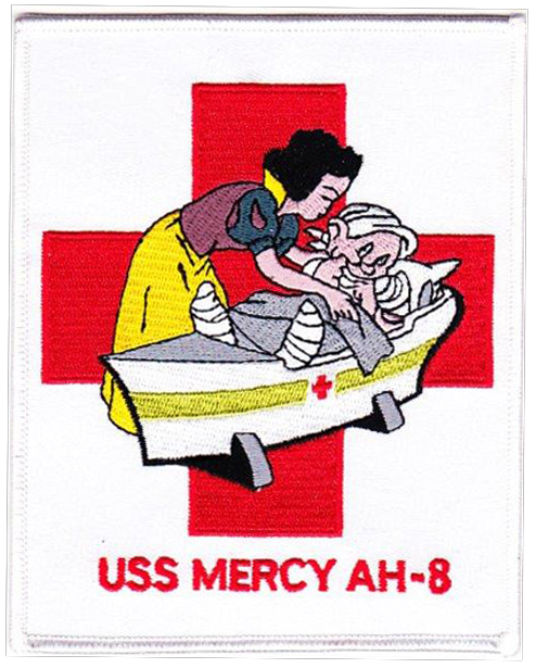 USS Mercy (AH-8)