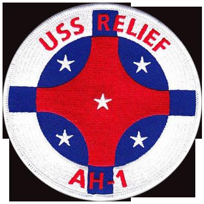 USS Relief (AH-1)