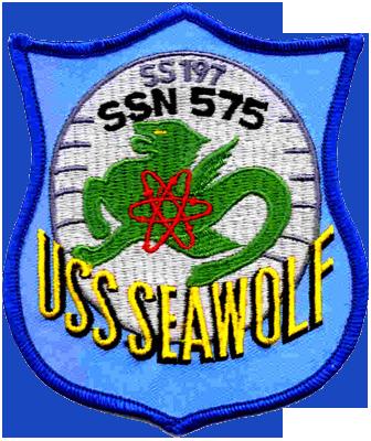 USS Seawolf (SSN-575)
