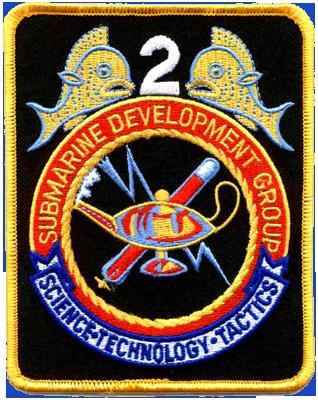 COMSUBDEVGRU TWO (CSDG-2), COMNAVSUBFOR