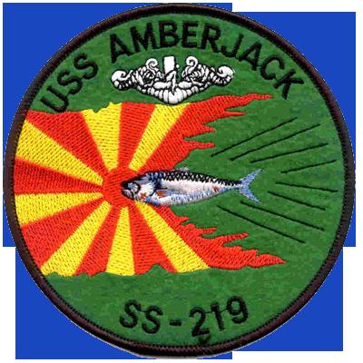 USS Amberjack (SS-219)