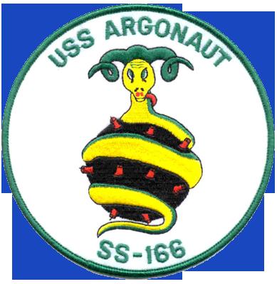 USS Argonaut (SS-166)