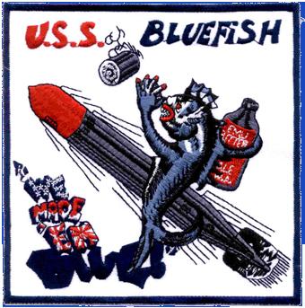 USS Bluefish (SS-222)