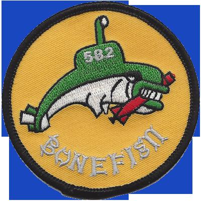 USS Bonefish (SS-582)