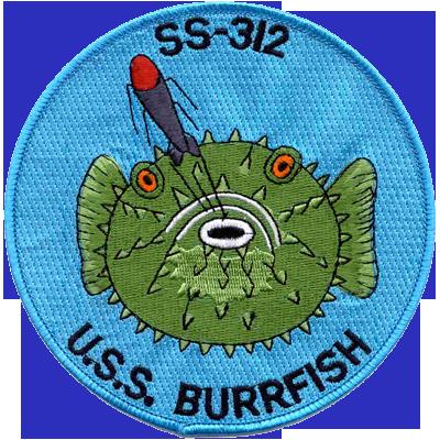 USS Burrfish (SS-312)