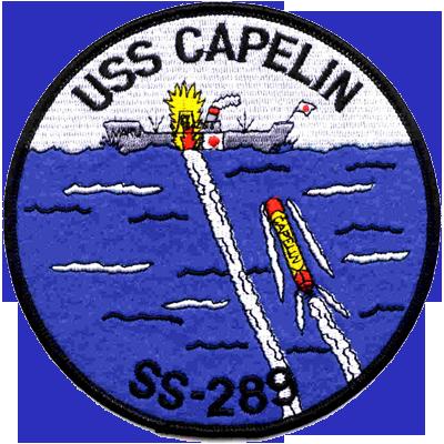 USS Capelin (SS-289)