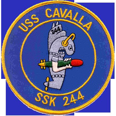 USS Cavalla (SSK-244)