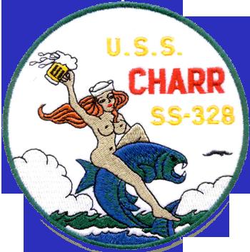 USS Charr (SS-328)