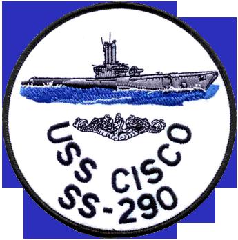 USS Cisco (SS-290)
