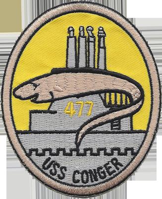 USS Conger (SS-477)