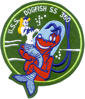 USS Dogfish (SS-350)