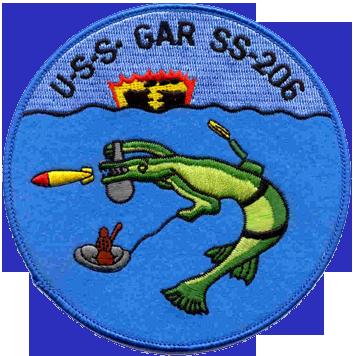 USS Gar (SS-206)
