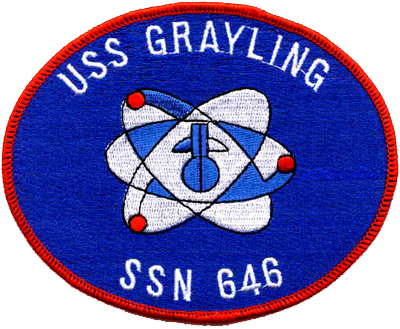 USS Grayling (SSN-646)