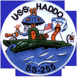 USS Haddo (SS-255)