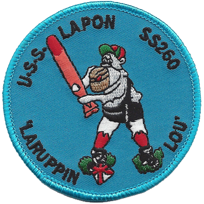 USS Lapon (SS-260)