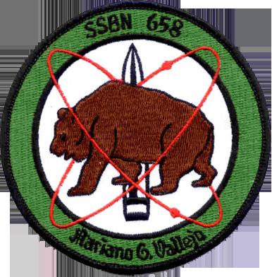 USS Mariano G. Vallejo (SSBN-658)