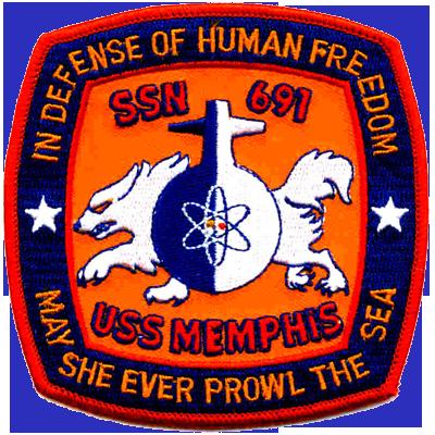 USS Memphis (SSN-691)