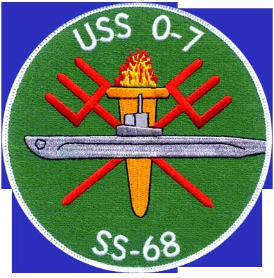 USS O-7 (SS-68)