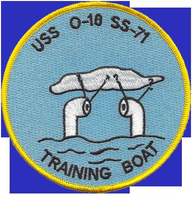 USS O-10 (SS-71)