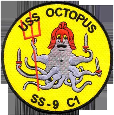 USS C-1 (SS-9)