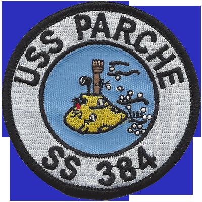 USS Parche (SS-384)