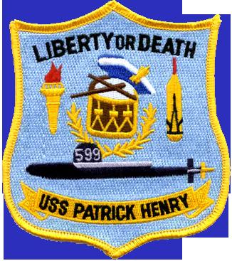 USS Patrick Henry (SSBN-599)
