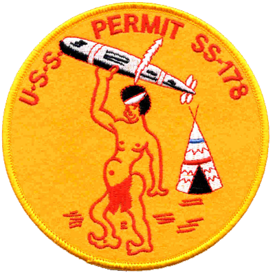 USS Permit (SS-178)