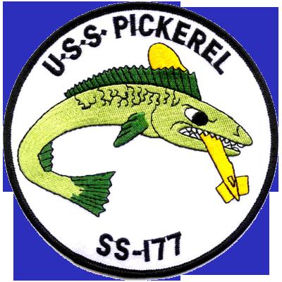 USS Pickerel (SS-177)