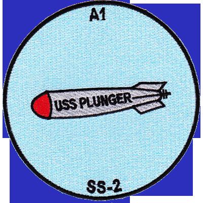 USS Plunger / A-1 (SS-2)