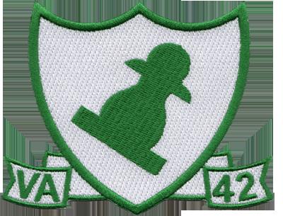 VA-42 Green Pawns