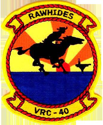 VRC-40 Rawhides