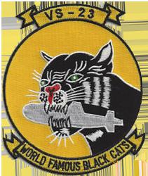 VS-23 Black Cats