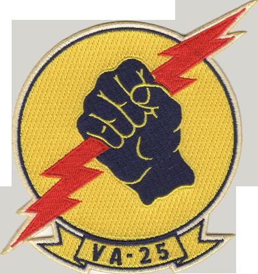 VA-25 Fists of the Fleet