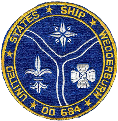 USS Wedderburn (DD-684)