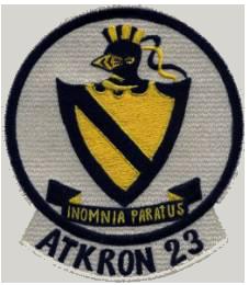 VA-23 Black Knights