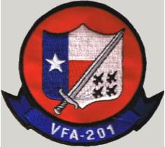 VFA-201 Hunters