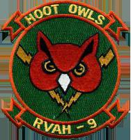 RVAH-9 - Hoot Owls