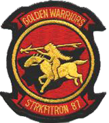 VA-87 Golden Warriors