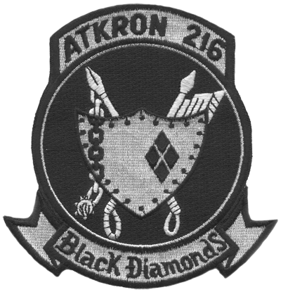 VA-216 Black Diamonds