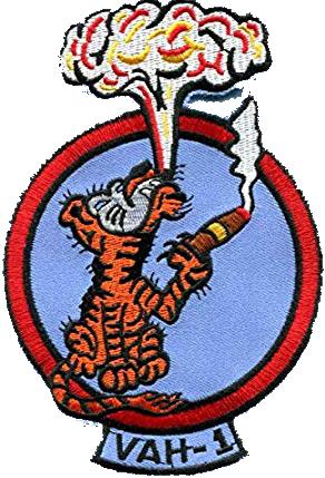 VAH-1 Smokin' Tigers