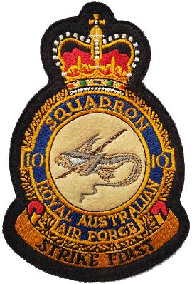 10 Squadron, RAAF