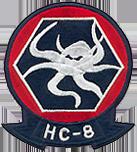 HC-8 Dragon Whales