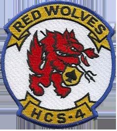 HCS-4 Red Wolves