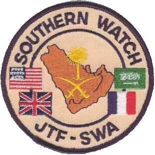 Joint Task Force Southwest Asia (JTF-SWA)