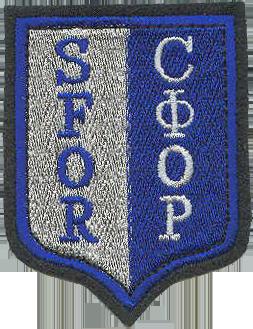 SFOR - Bosnia & Herzegovina