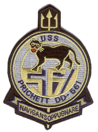 USS Prichett (DD-561)